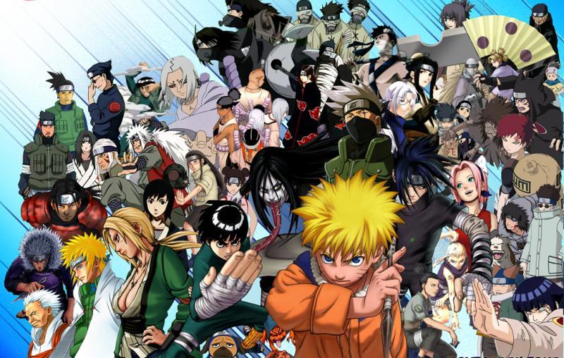 World of Naruto PBF